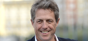 Hugh Grant: 'I've always found filming sex scenes to be quite a turn-on'