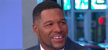 Michael Strahan: It was 'disappointing that I was painted as the bad guy'