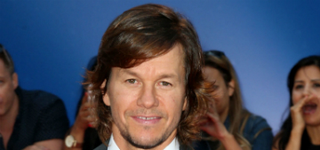 Mark Wahlberg raps about spanking his 13 year-old daughter 'black & blue'