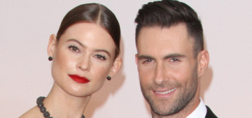 Adam Levine & Behati Prinsloo welcome their first child, baby Dusty Rose