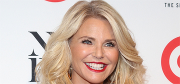 Christie Brinkley, who has denied getting Botox, has advice about Botox
