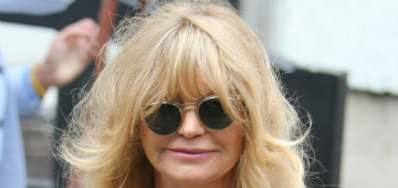 Goldie Hawn: 'I would have been long divorced if I got married' to Kurt Russell