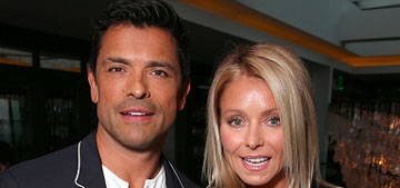 Mark Consuelos on wife Kelly Ripa: 'I'm crazy… bananas over my wife'