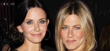 Courteney Cox: The Brangelina split is 'not about' Jennifer Aniston
