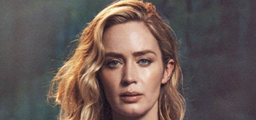 Emily Blunt: 'Likable' is 'my least favorite bloody word in the industry'