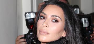 Kim Kardashian got assaulted by predator Vitalii Sediuk in Paris, again