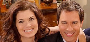 Debra Messing on bringing back Will and Grace: 'never say never'