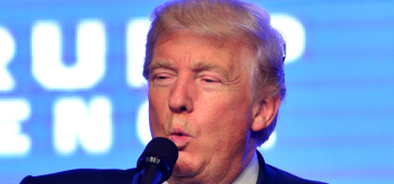 Donald Trump claims he 'saved' Alicia Machado's job after she gained weight