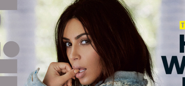 Kim Kardashian on Taylor Swift: 'I feel like I don't want to talk about her anymore'