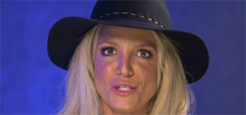 Britney Spears: 'I like my 30s way more than my 20s.  My 20s were horrible!'