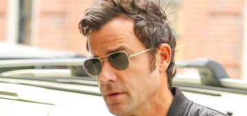 Justin Theroux: Most women can relate to being 'gas-lit' by a dude