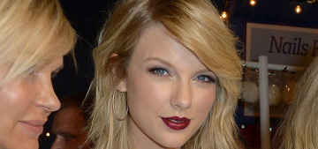 Star: Taylor Swift is persona non grata in the New York fashion world?