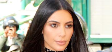 Kim Kardashian wants a restraining order against predator Vitalii Sediuk