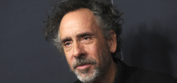 Tim Burton is 'more offended' by politically correct inclusion than lack of diversity
