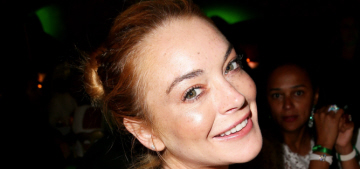 Lindsay Lohan needed her fingertip reattached after gruesome boat injury
