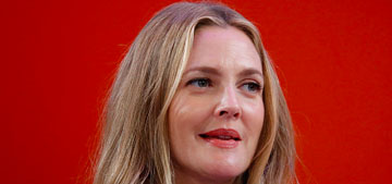 Drew Barrymore did joint interviews with her ex's father and brother-in-law