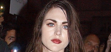 Frances Bean Cobain's ex claims she's a hoarder, her house is 'unlivable'