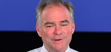 VP Debate Open Post: Hosted by Sen. Tim Kaine's dorky dad vibes