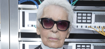 Karl Lagerfeld thinks Kim Kardashian should not have 'displayed her wealth'