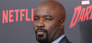 Mike Colter on playing Luke Cage: 'people can be inspired by this character'