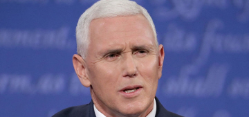 VP Debate: Wherein Mike Pence actually said 'whipped out that Mexican thing'