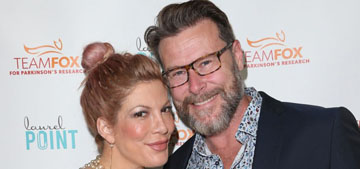 Tori Spelling, 43, is pregnant with her 5th child, because that will solve her problems