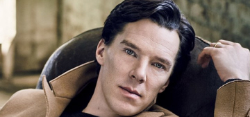 Benedict Cumberbatch on the James Bond rumors: 'The heat's off me'