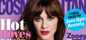 Zooey Deschanel: 'I always thought the world would get less bigoted, less racist'