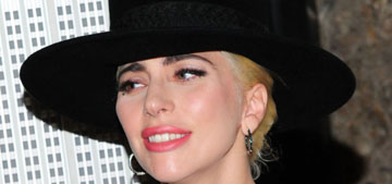 Lady Gaga goes country and debuts new songs in a dive bar