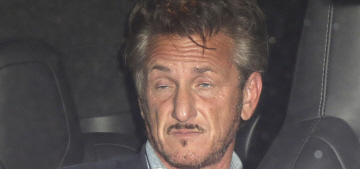 Sean Penn is banging Vincent D'Onofrio's 24-year-old daughter Leila George