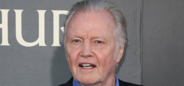 Jon Voight: Donald Trump's words in 2005 tape 'did not hurt anyone'