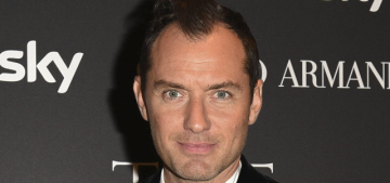 Jude Law: 'I had a couple of weeks of serious depression post-Brexit'