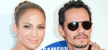 Exes Jennifer Lopez and Marc Anthony are making an album together