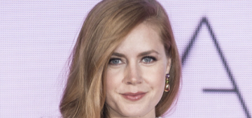 Amy Adams in Valentino at the LFF 'Arrival' premiere: lovely or unflattering?