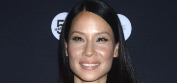 Lucy Liu on race-in-Hollywood discussions: 'It's exhausting, to have to explain it'