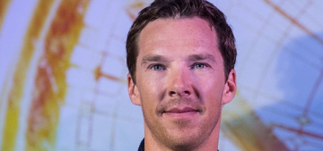Benedict Cumberbatch shows off his haircut in Hong Kong: love it or hate it?