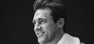 Jon Hamm: 'The English are a lot more skeptical about' therapy than Americans