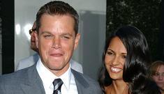 Matt Damon is a good investment