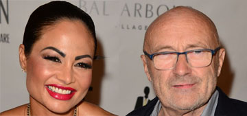 Phil Collins and his ex reunited but she didn't return his 30 million settlement