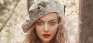 Amanda Seyfried on her OCD: 'I'm on Lexapro, and I'll never get off of it'