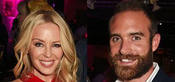 Kylie Minogue postponed wedding until Australia legalizes same sex marriage