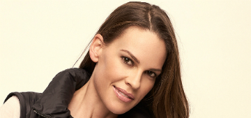 Hilary Swank's athletic line is perfect for rich businesswomen who don't sweat