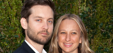 Tobey Maguire has been hitting the clubs like a single guy for 'many months'