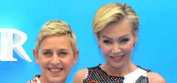 Ellen DeGeneres on her wife Portia de Rossi: 'it took a while to find this'