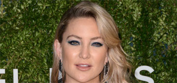 Kate Hudson on friendships: you have to put effort into it like any relationship