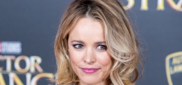 Rachel McAdams: Cumberbatch wishes his bitches would respect themselves