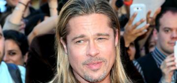 TMZ: Brad Pitt won't be filing a legal response to Angelina Jolie's divorce filing