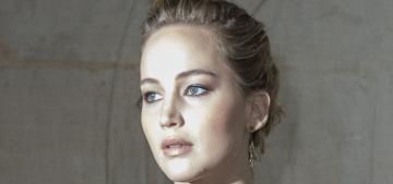 Jennifer Lawrence cast as Zelda Fitzgerald in a new prestige bio-pic: ugh?