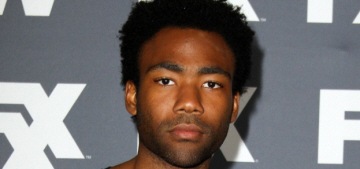 Donald Glover was cast as the young Lando Calrissian in the Han Solo prequel
