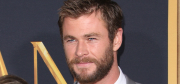 Chris Hemsworth & Elsa Pataky's marriage is not on the rocks, just FYI